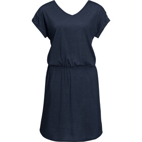 Jack Wolfskin Coral Coast Dress Damen midnight blue